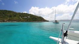 De l'île en mer à 8