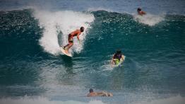 Surf - Cours collectif intermédiaire & +