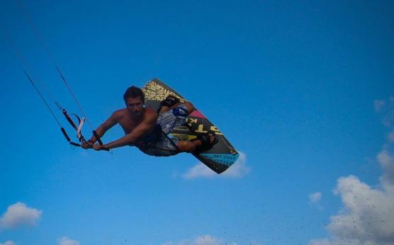 Kite Surf, Master Class, Martinique