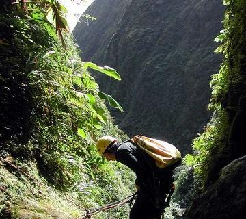 Canyoning Martinique Alma