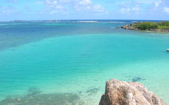 Ilets en bateau - Martinique