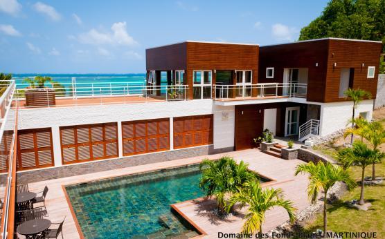 La villa Isabelle - Domaine des Fonds Blancs, Martinique