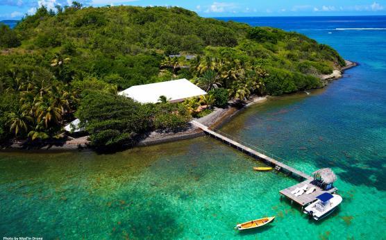 Maison de l'Ilet Oscar, Martinique