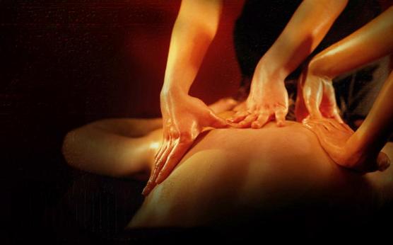 Spa - Massage Californien 4 mains, Martinique