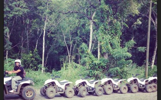 Quad Martinique - 20 min ride