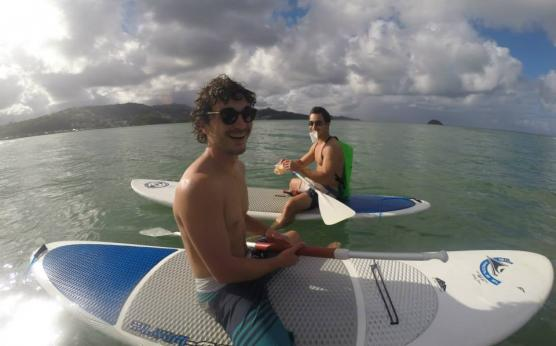 Stand Up paddle - Balades, Martinique