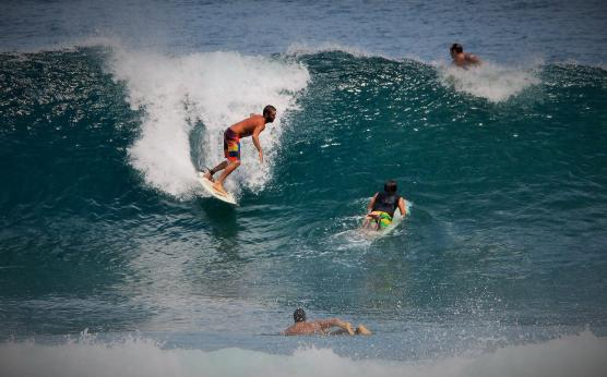 Surf - Cours collectif intermédiaire, Martinique