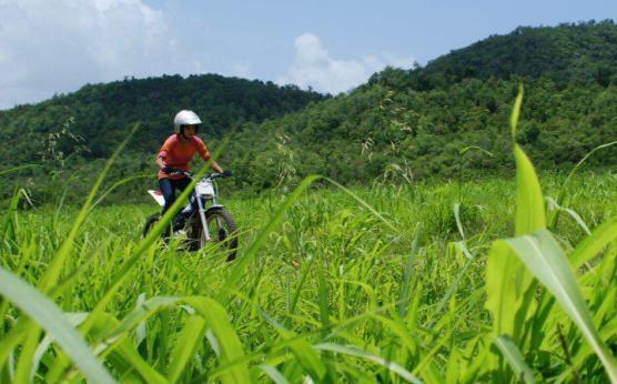 Dirt bike 1 hour, Martinique