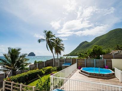 Villa front de plage Diamant, Martinique (5).jpg