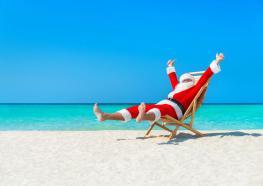 Noël sur la plage de Martinique.jpg