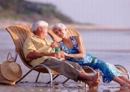Les seniors en vacances ! Martinique