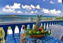 Le Manguier - Vue des chambres, Martinique