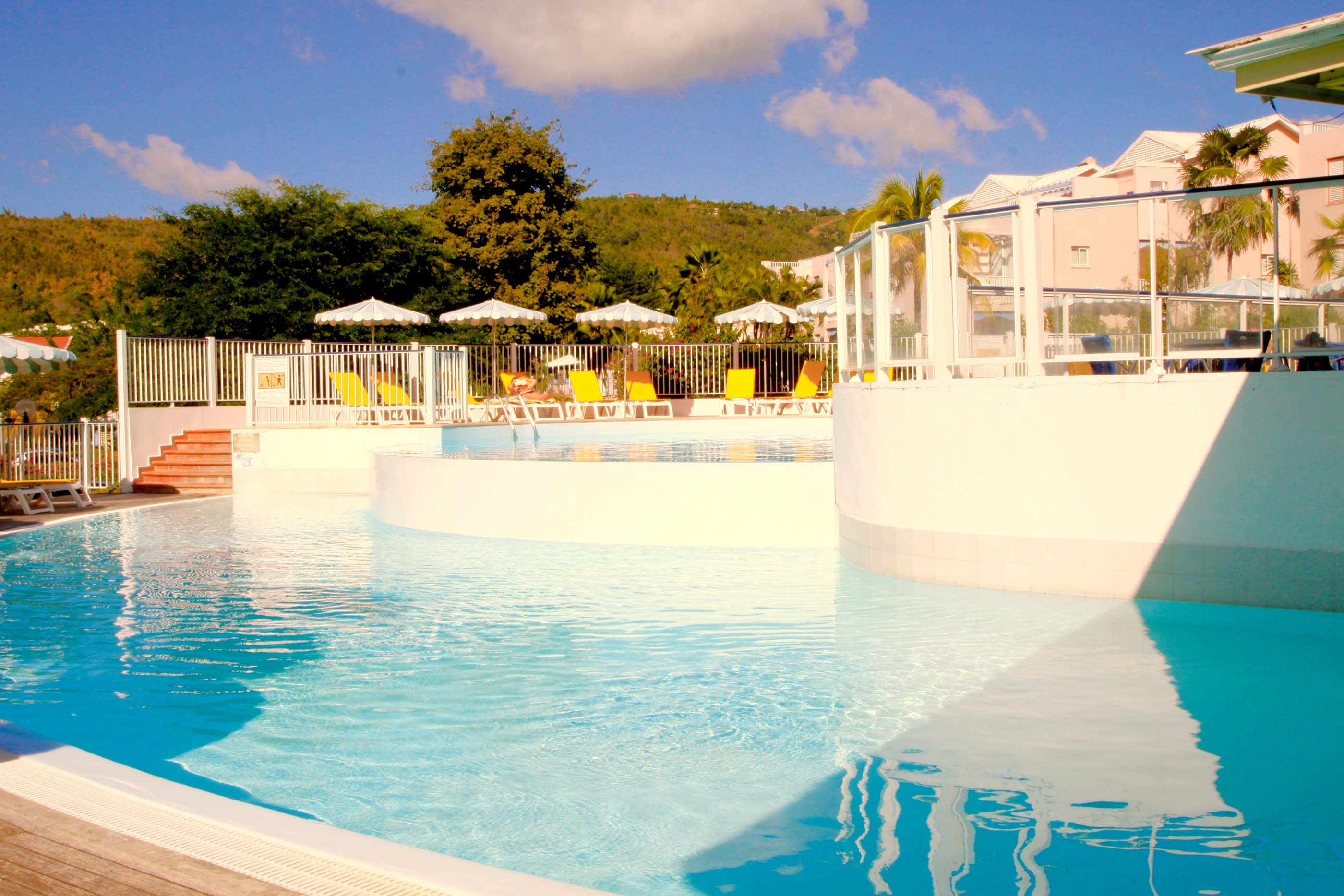 Karibea sainte luce resort vacances aux antilles for Piscine martinique