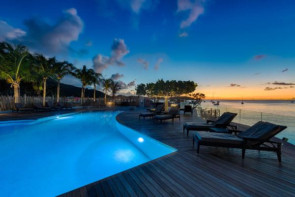 Le grand case beach garden saint martin for O piscines de martin saintes