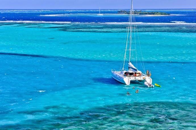 croisiere caraibes catamaran